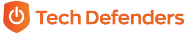 Tech Defenders Logo
